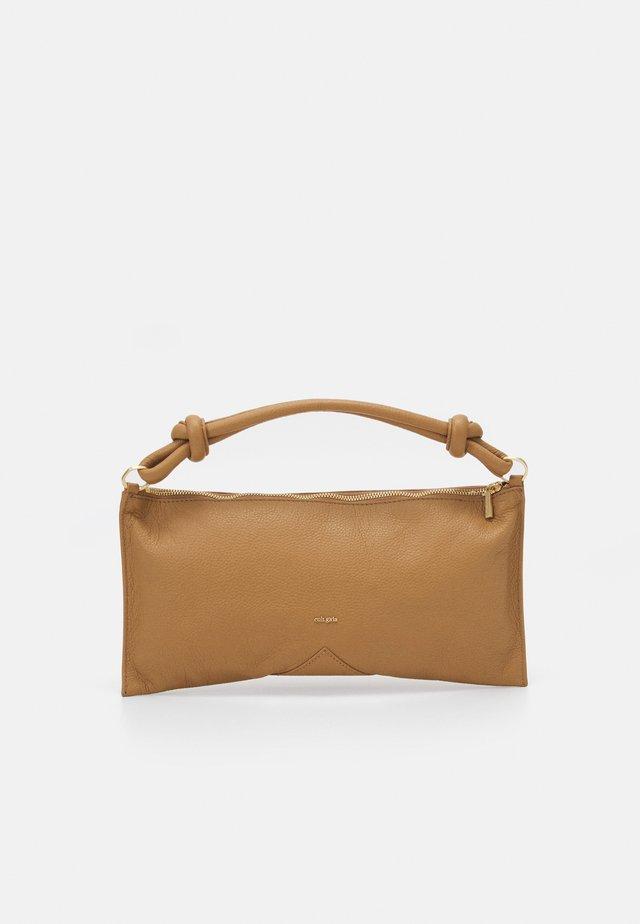 HERA MINI SHOULDER - Handbag - tan