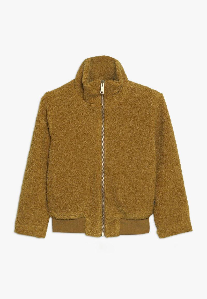 Molo - HALEEN - Summer jacket - peacock gold