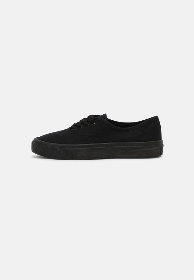JAMIE LACE UP - Sneakers laag - black
