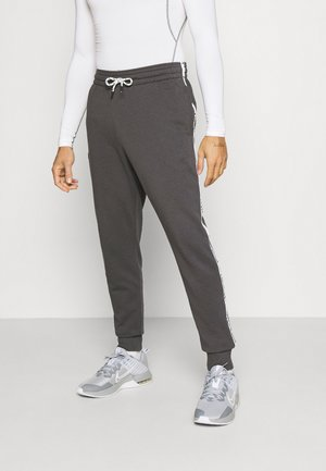 RIVAL TERRY JOGGER - Tracksuit bottoms - jet gray