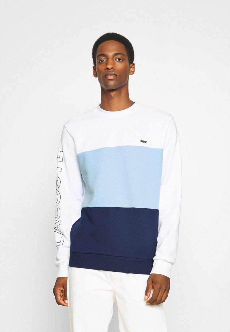 Lacoste - Sweatshirt - white/scille