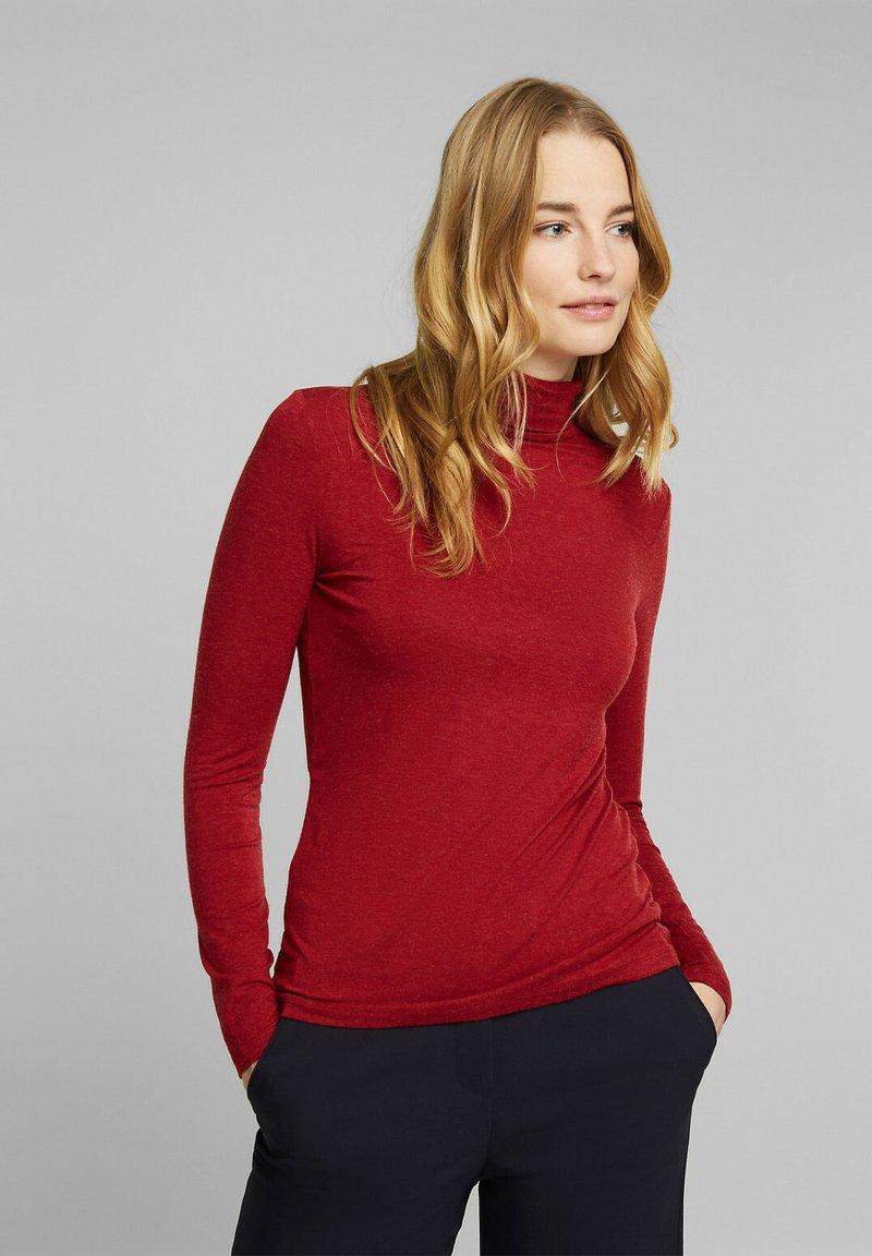 Esprit Collection - Jumper - dark red