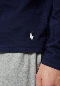 Polo Ralph Lauren - HOODIE - Camiseta de pijama - cruise navy - 5