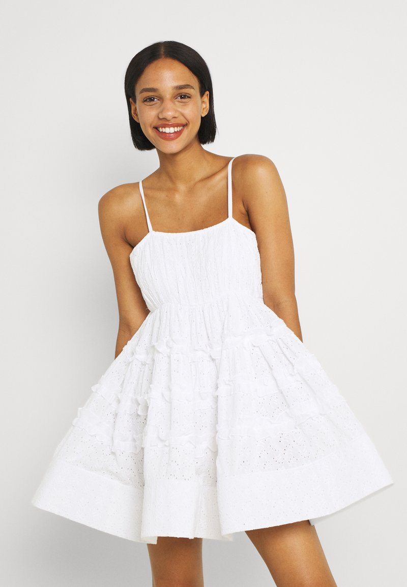 Lace & Beads - BETHAN MINI - Cocktail dress / Party dress - white