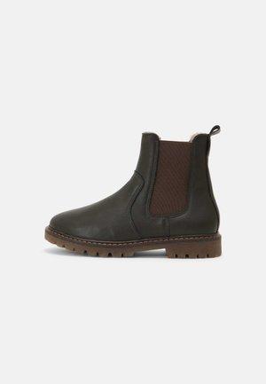 NEEL - Kotníkové boty - army