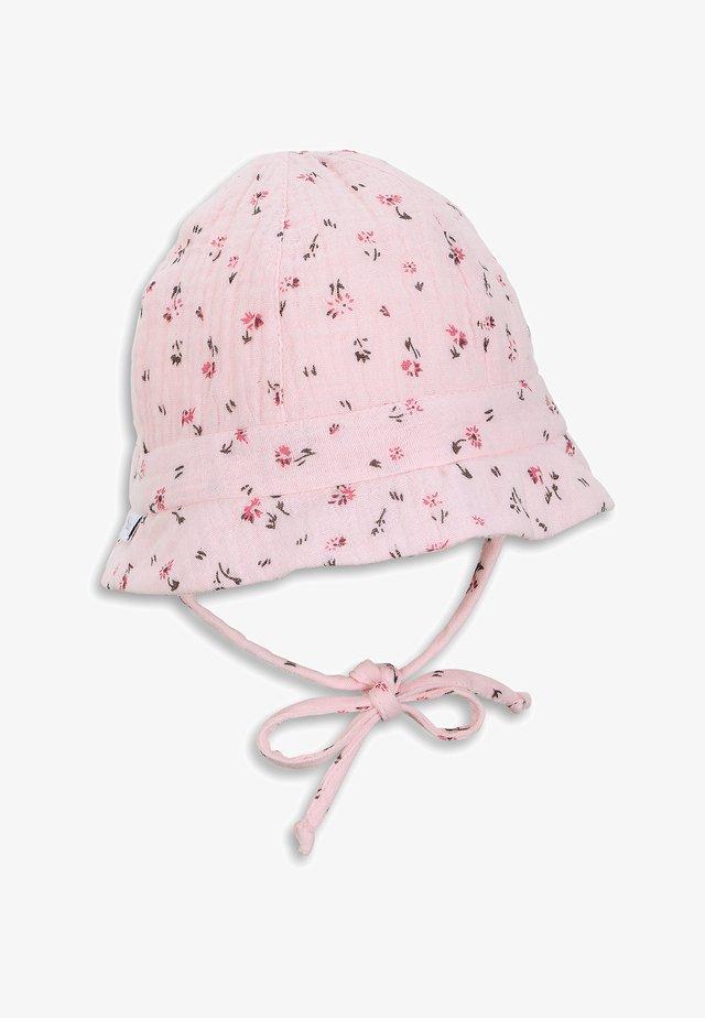 SONNEN HUT - Beanie - rosa