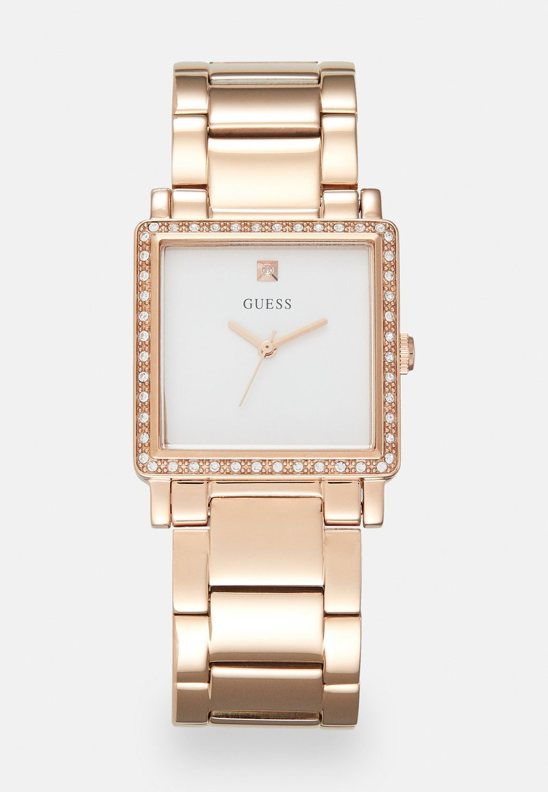 Guess - Hodinky - rose gold-coloured