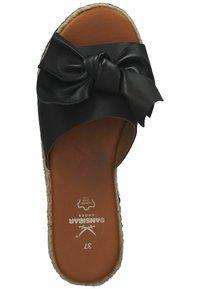 Sansibar Shoes - Muiltjes - schwarz - 3