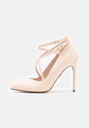 REMY - Classic heels - beige