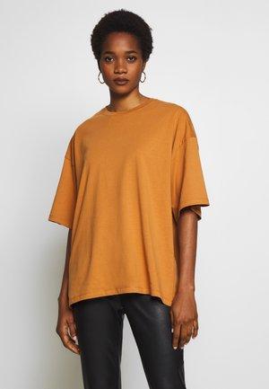 T-shirt basic - meerkat
