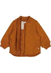 Wheat - LOUI - Winter jacket - terracotta - 2