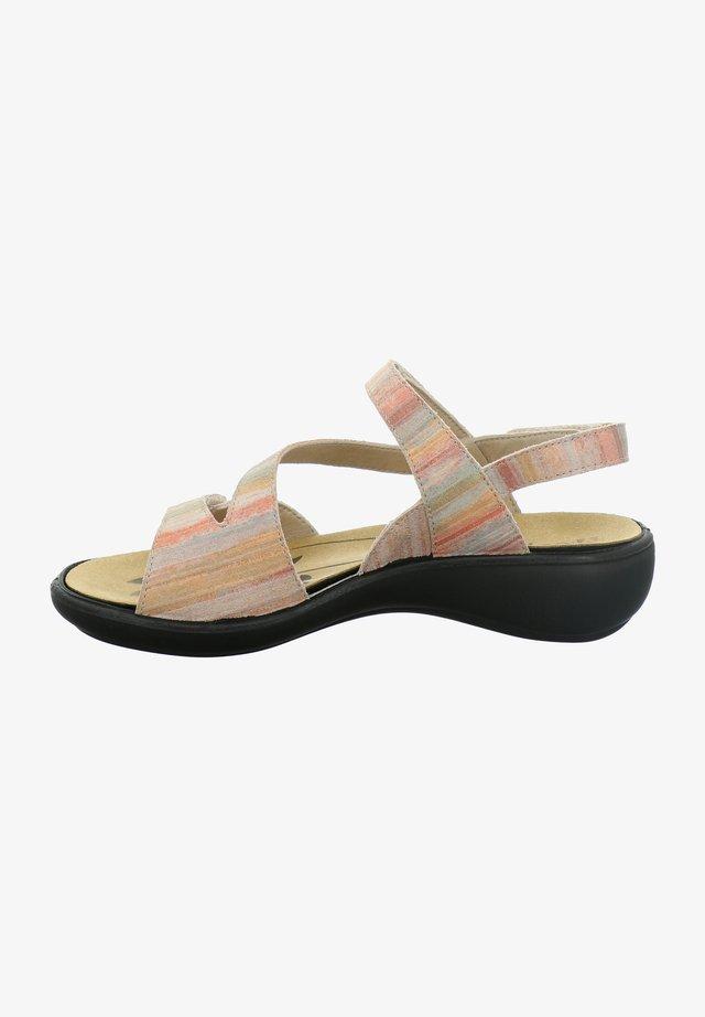 Sandals - nude-kombi