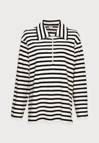 ARKET - Sweatshirt - offwhite/black - 3