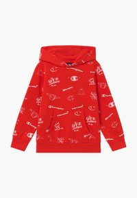 Champion - LEGACY AMERICAN CLASSICS HOODED - Hoodie - red - 0
