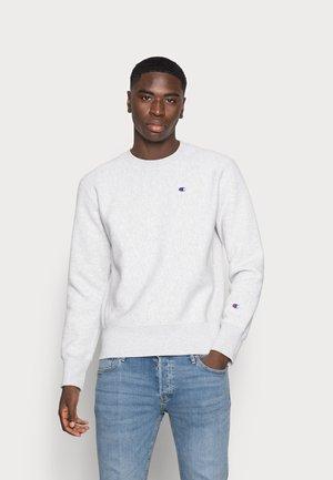CREWNECK - Sweatshirt - mottled light grey