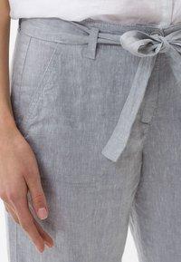 BRAX - STYLE MAINE - Trousers - grey melange - 3