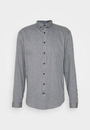 MOULINÉ STRETCH - Shirt - black