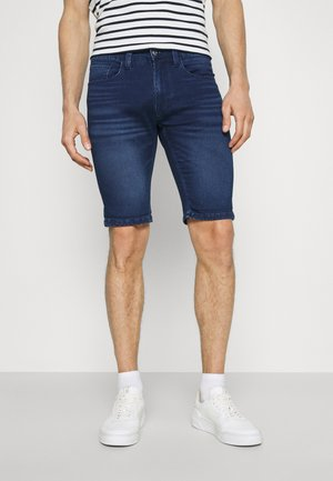 COMMERCIALKEN - Jeansshort - blue