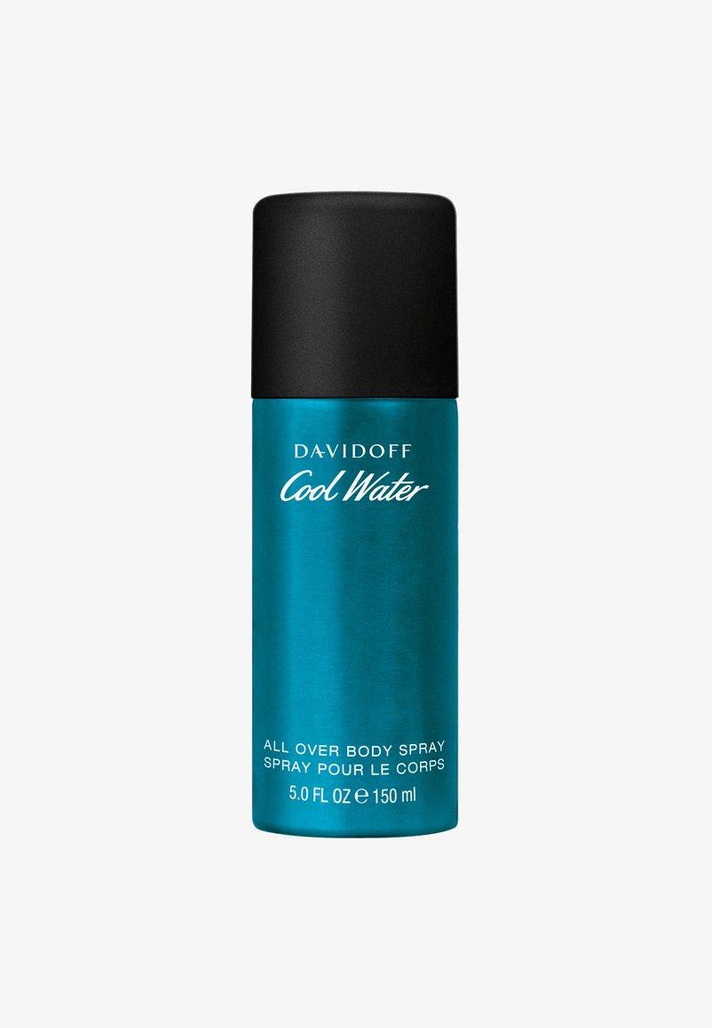 DAVIDOFF Fragrances - COOL WATER MAN ALL OVER BODY SPRAY - Body spray - -