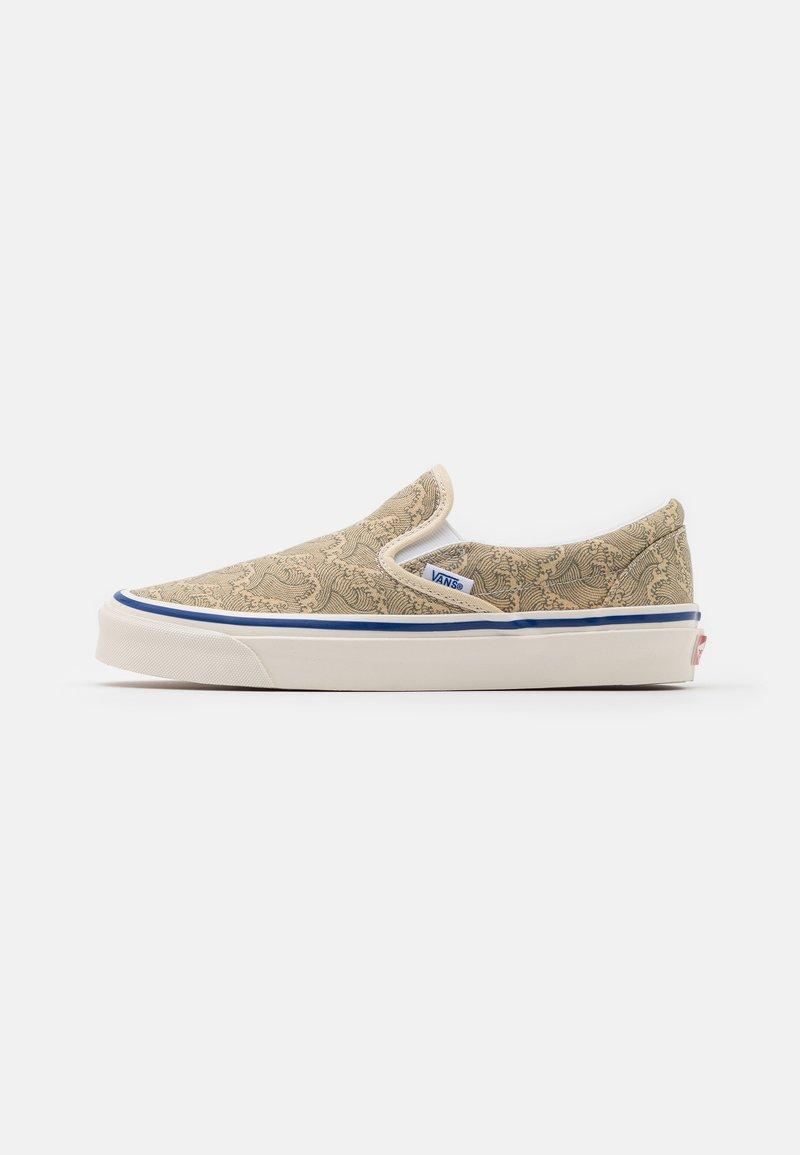 Vans - ANAHEIM CLASSIC  9 UNISEX - Slip-ons - beige/offwhite