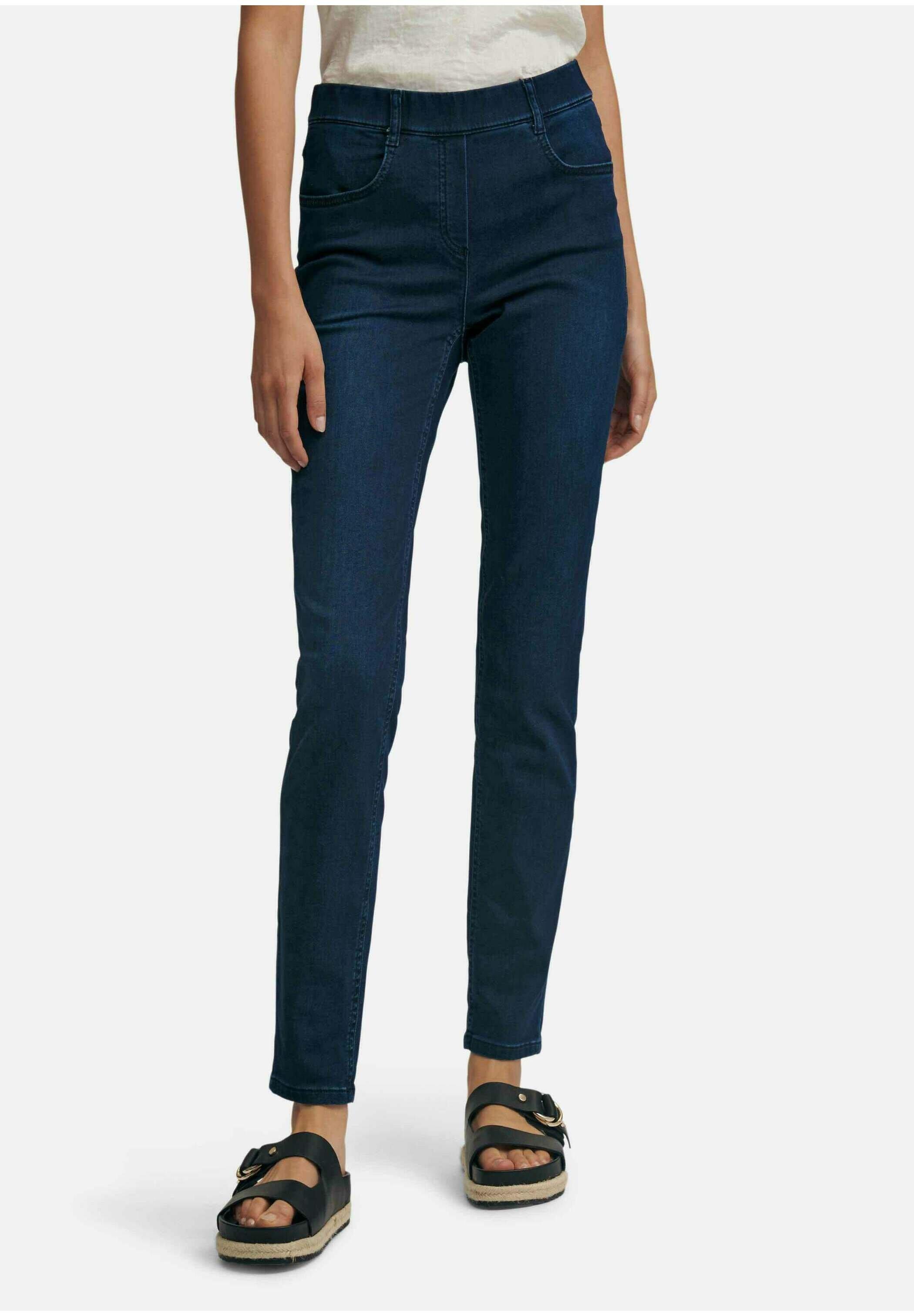 Donna SYLVIA - Jeans slim fit
