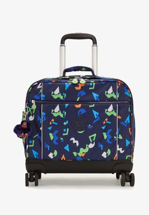 STORIA - Wheeled suitcase - geo mix dark