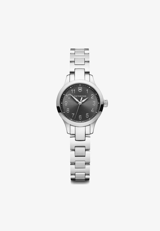 ALLIANCE  - Montre - black silver