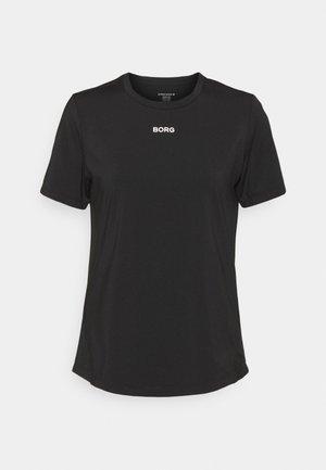 REGULAR TEE - Basic T-shirt - black beauty
