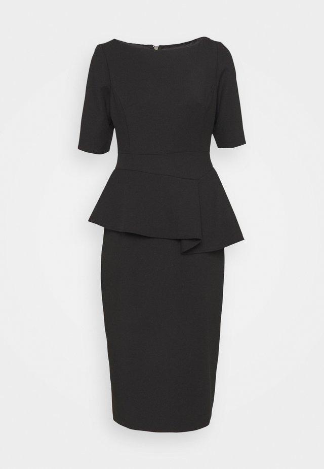 ROMOLAA - Pouzdrové šaty - black