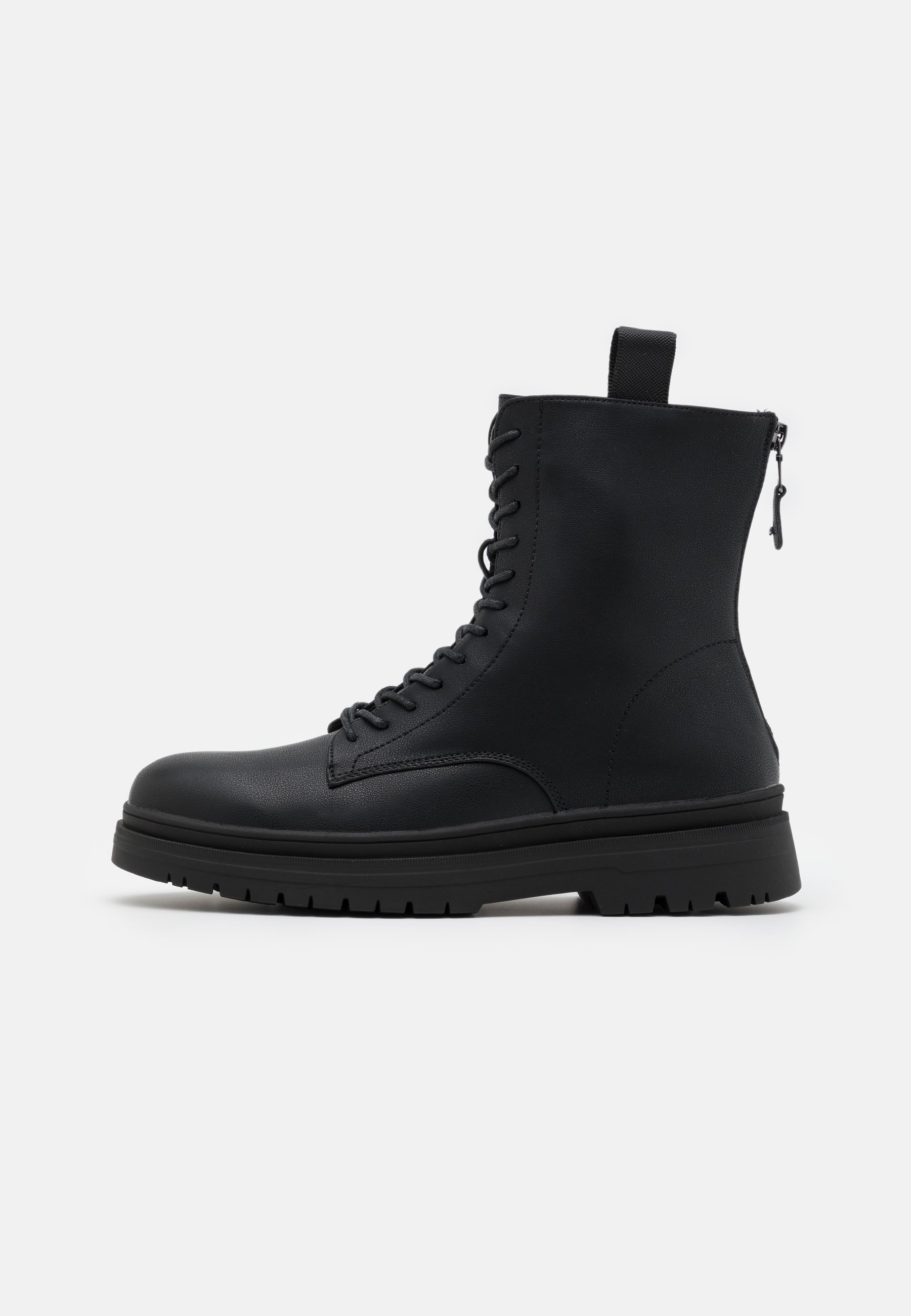 Men VEGAN STANLEE - Lace-up ankle boots