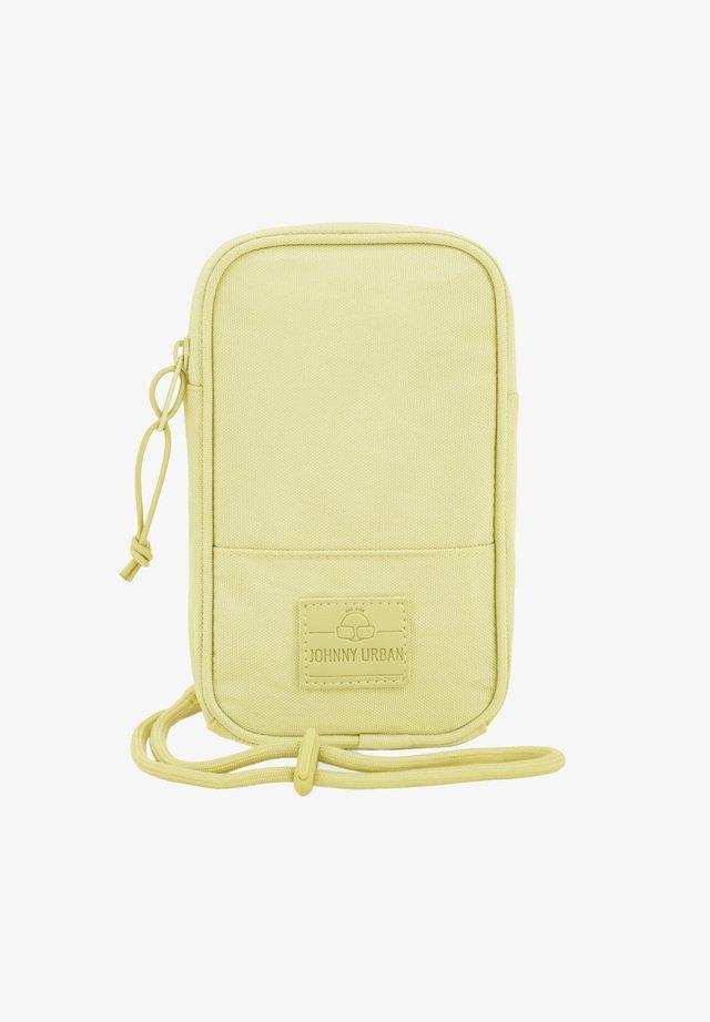 JOSH - Across body bag - gelb