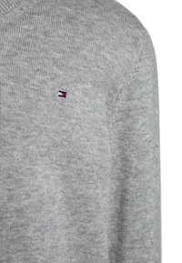 Tommy Hilfiger - BOYS BASIC - Pullover - grey heather - 2