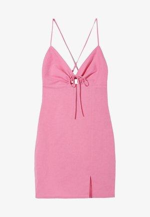 Shift dress - pink