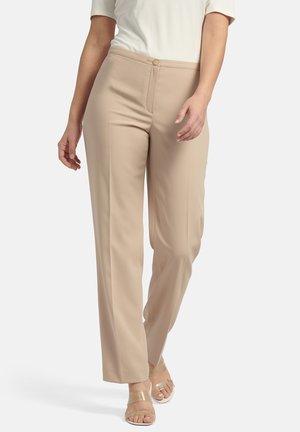 BELLA - Trousers - sand