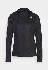 adidas Performance - OWN THE RUN - Training jacket - black - 4