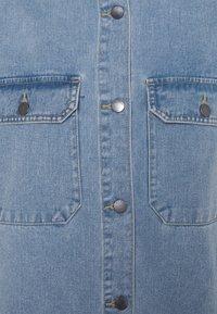 JDY - JDYBAILEY LIFE  - Short coat - light blue denim - 6