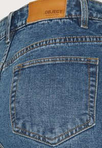 Object Tall - OBJVINNIE MOM - Vaqueros boyfriend - medium blue denim - 5