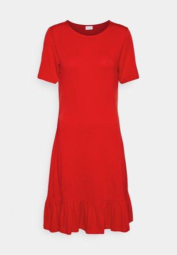 VISUS DRESS - Vestido ligero - flame scarlet
