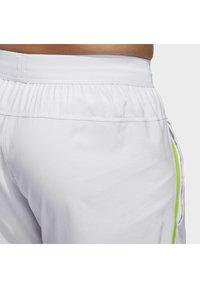 adidas Performance - PRIMEBLUE SHORTS - Pantalón corto de deporte - grey - 5