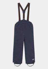 MINI A TURE - WITTE UNISEX - Snow pants - blue nights - 1