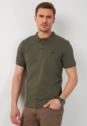 Polo shirt - khaki