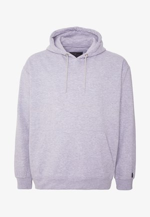 PLUS FLASH HOODIE - Mikina s kapucí - grey marl