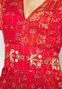Desigual - PORTLAND - Długa sukienka - red - 4