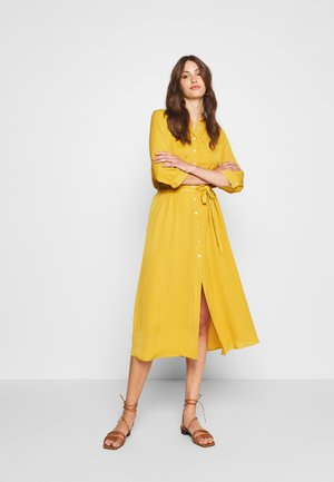 ONLISABELLA ABOVE CALF DRESS - Blousejurk - chai tea