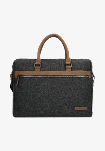 LUCE  - Briefcase - grau