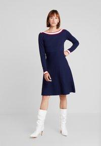 Anna Field - Jumper dress - dark blue - 0