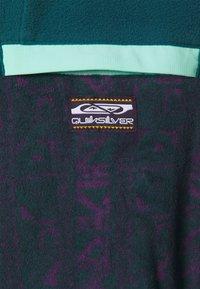 Quiksilver - GO FIRST ZIP - Fleece jumper - atlantic deep/no destination - 2