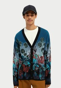 Scotch & Soda - Cardigan - blue - 0