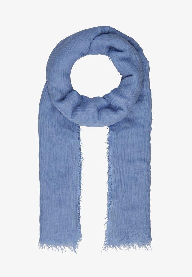 BLEND SOLID SIGNAT - Huivi - blue