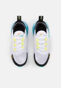 Nike Sportswear - AIR MAX 270 UNISEX - Zapatillas - white - 3